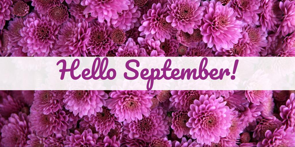 Greetings September