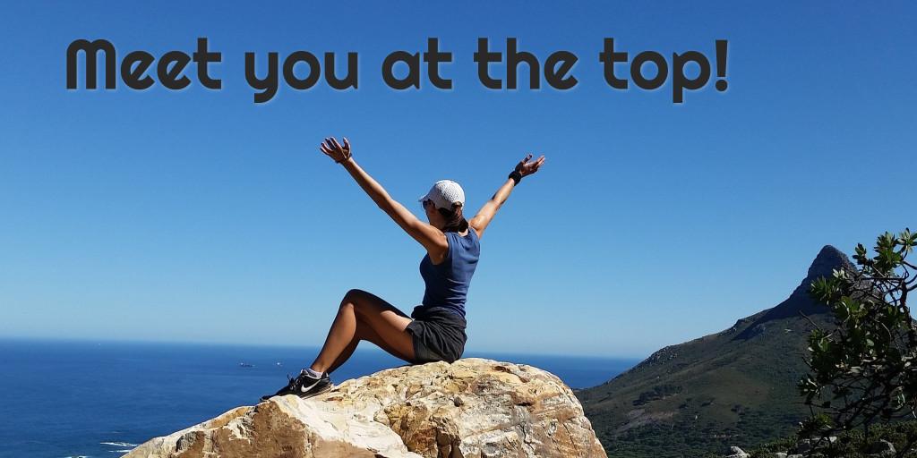 Meet you at the top