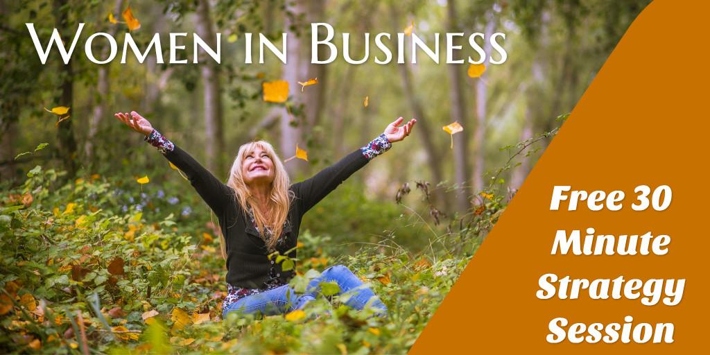 Women in business strategy