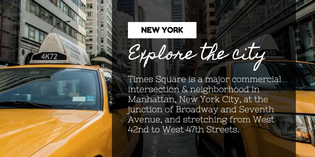 New York - Explore the city