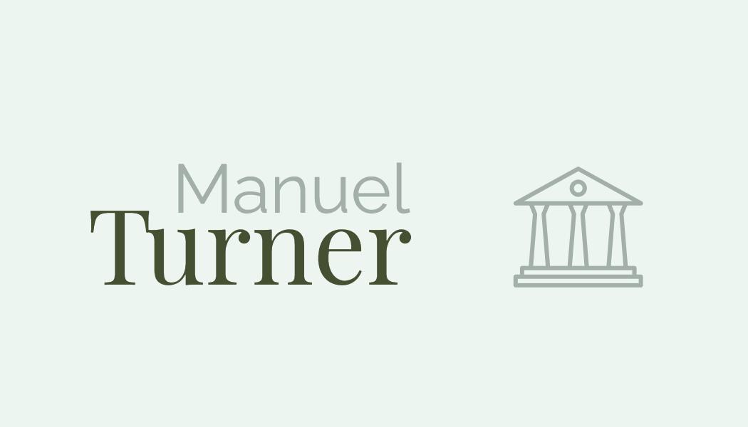 Manuel Turner Sample Business Card