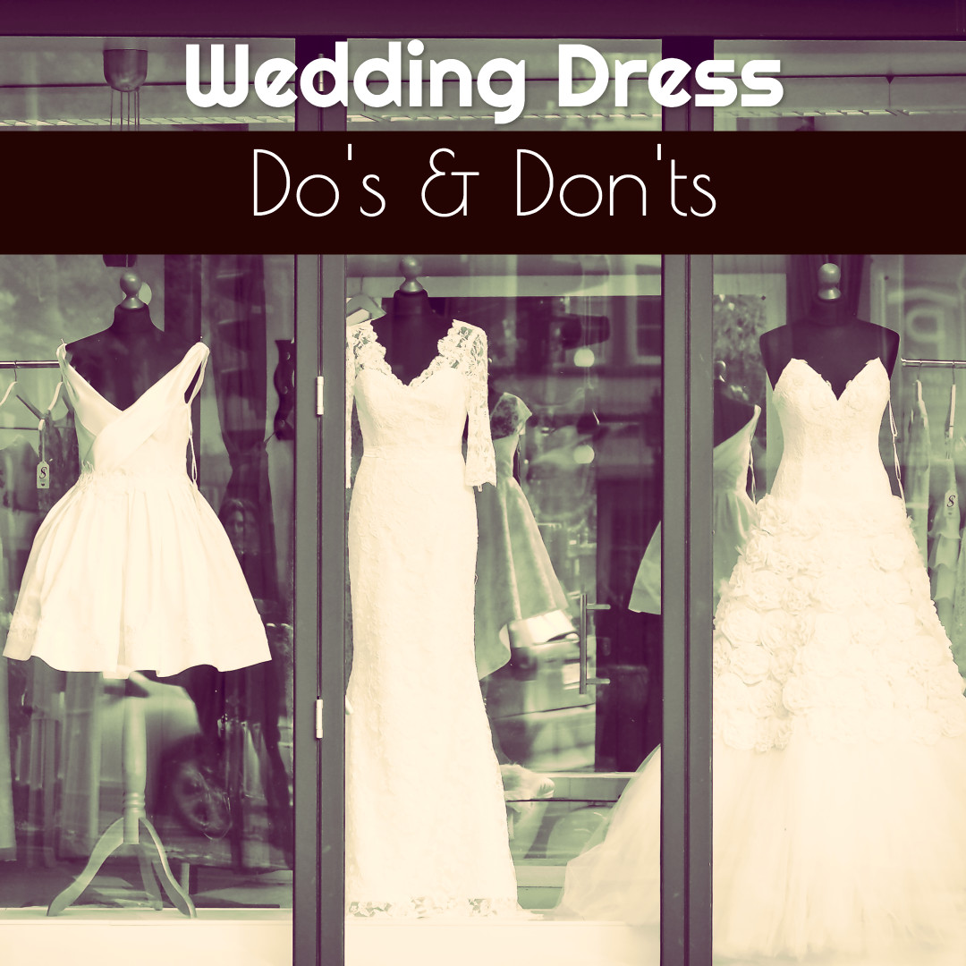 Guide for a wedding dress