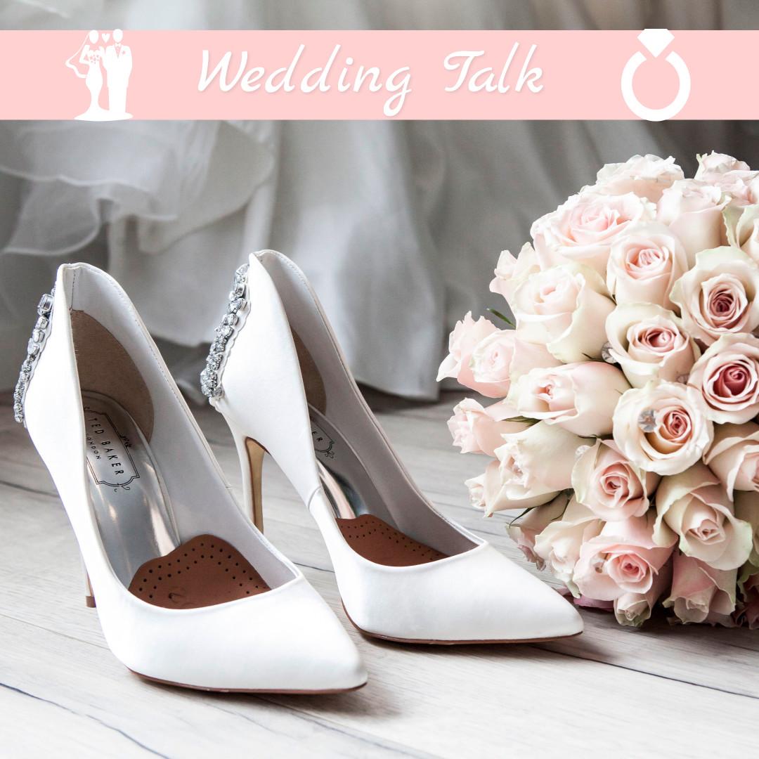 Talks about wedding