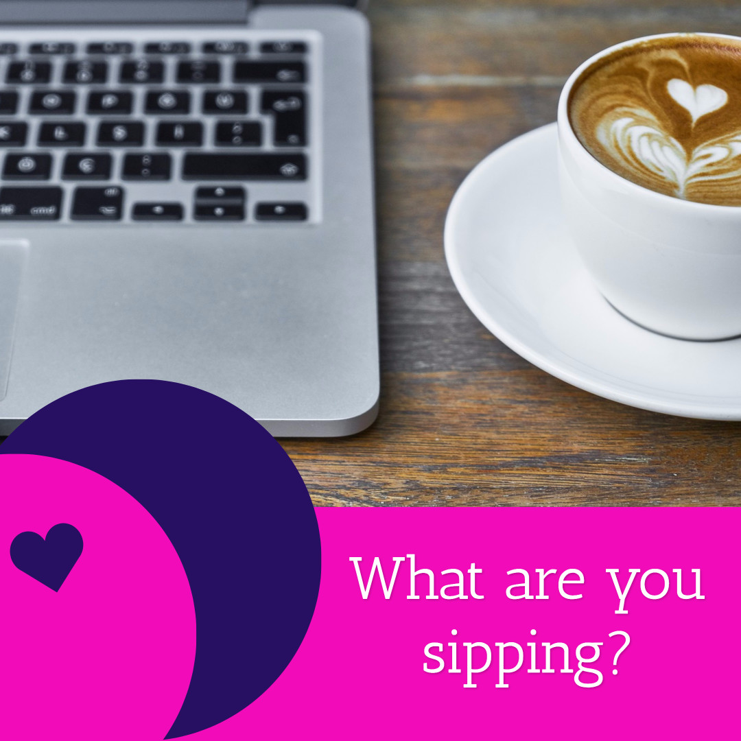 What are you sipping?