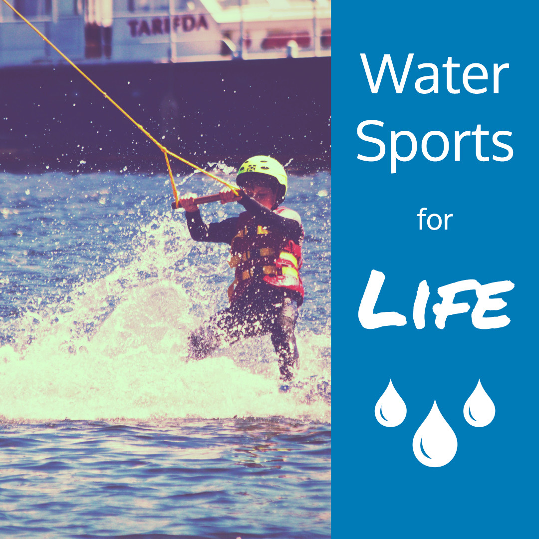 Water sports for life