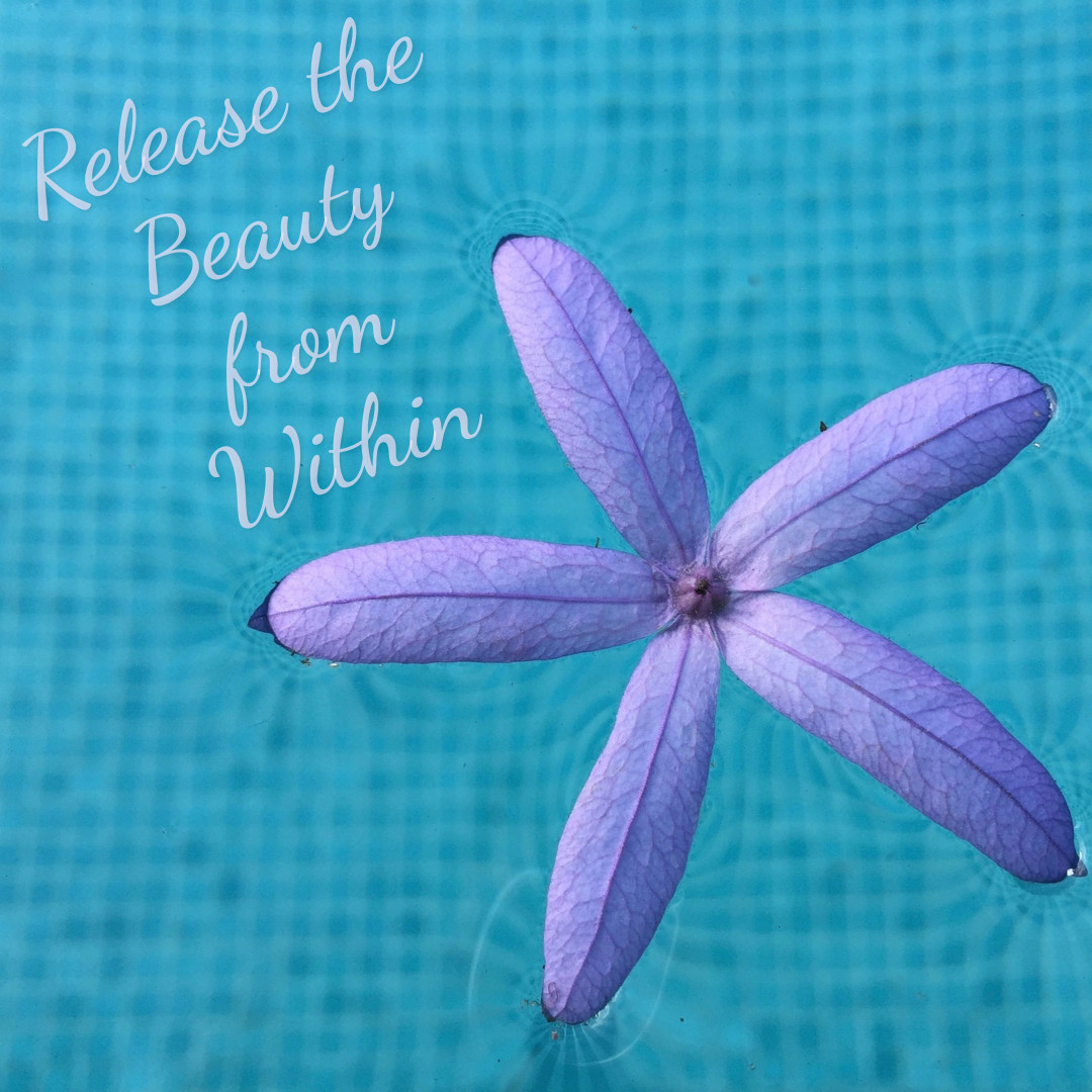Release the beauty from within