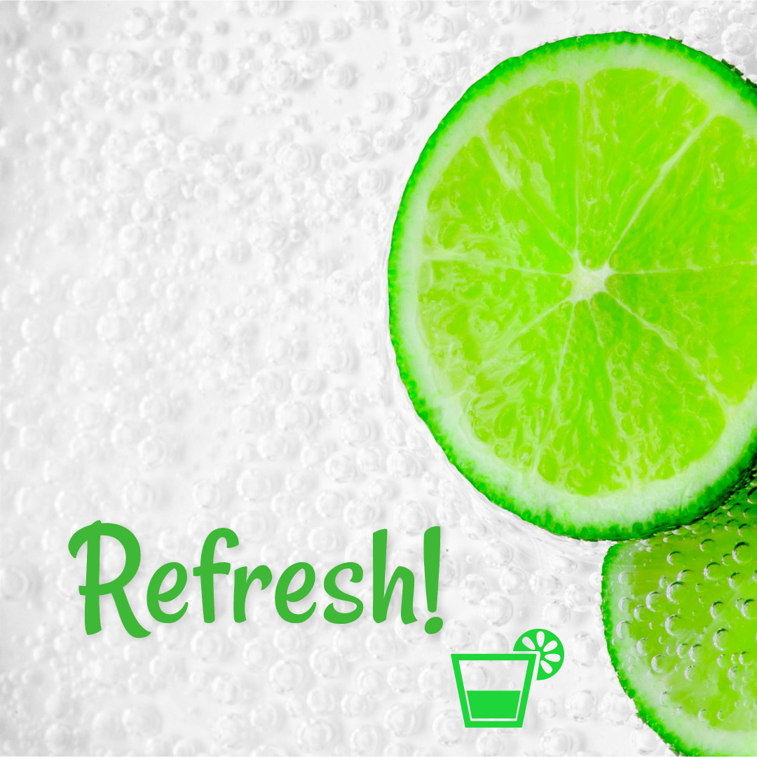 Refresh yourselves