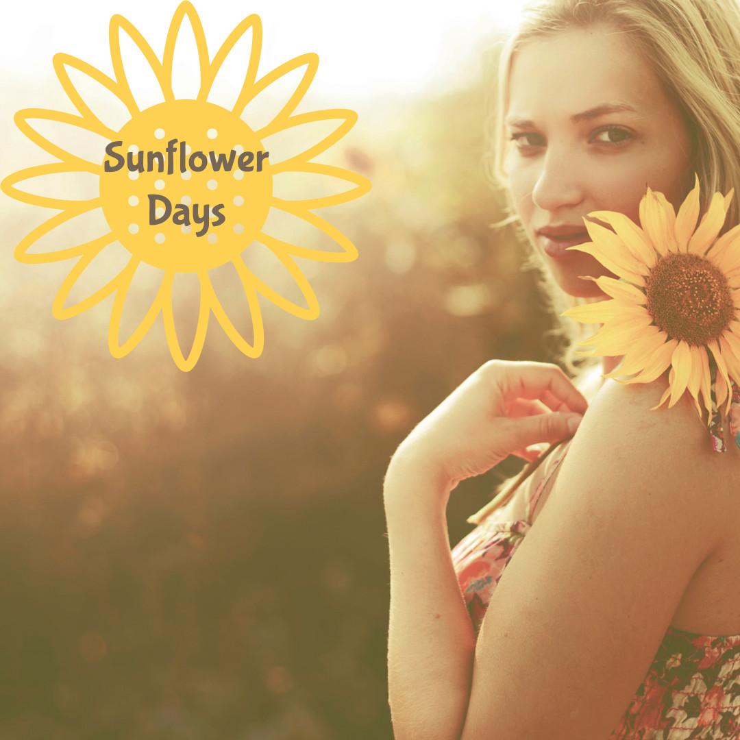 Happy sunflower days