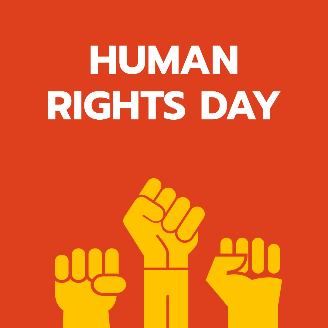 Fight for human rights day