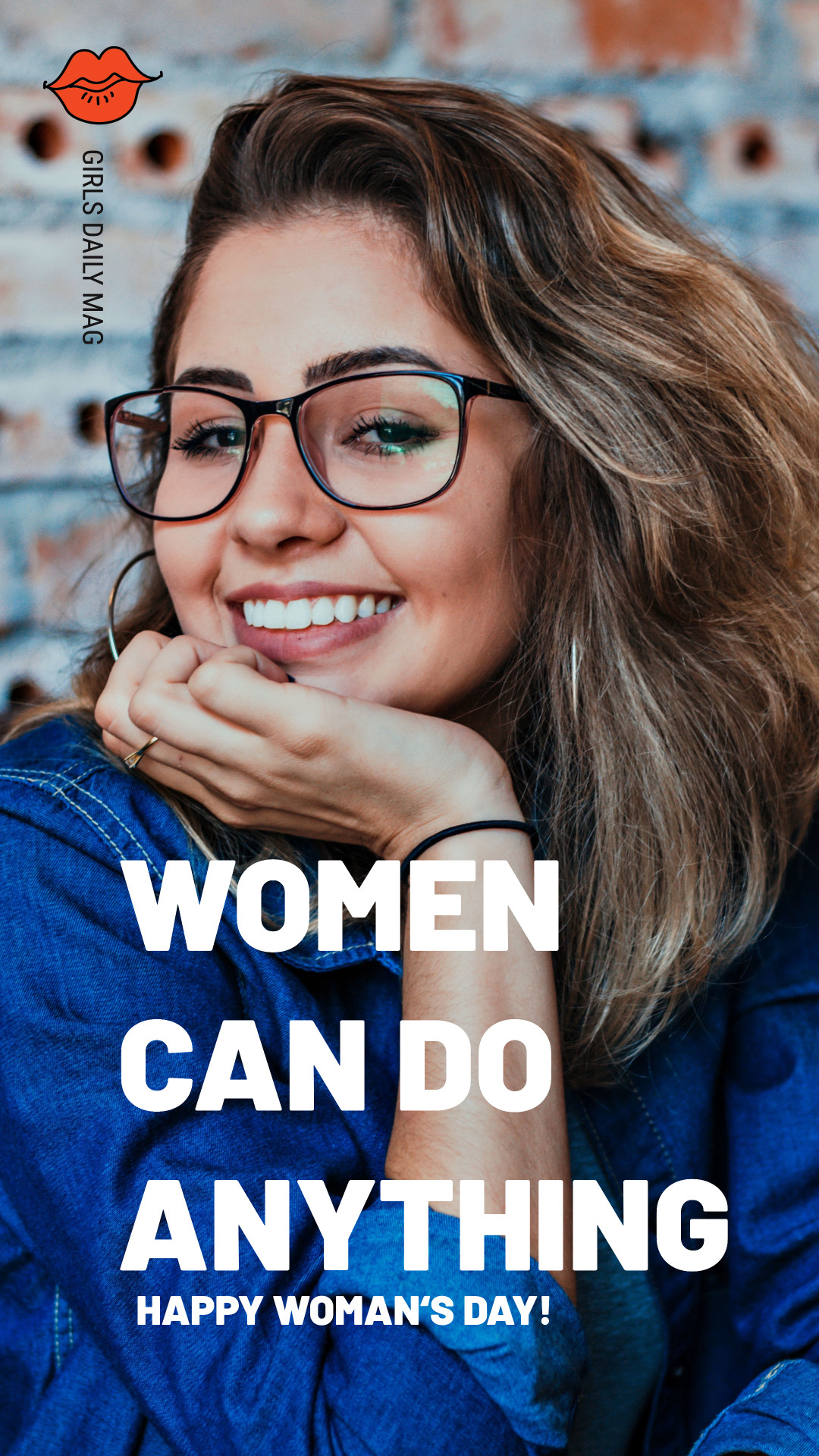 Woman can do anything