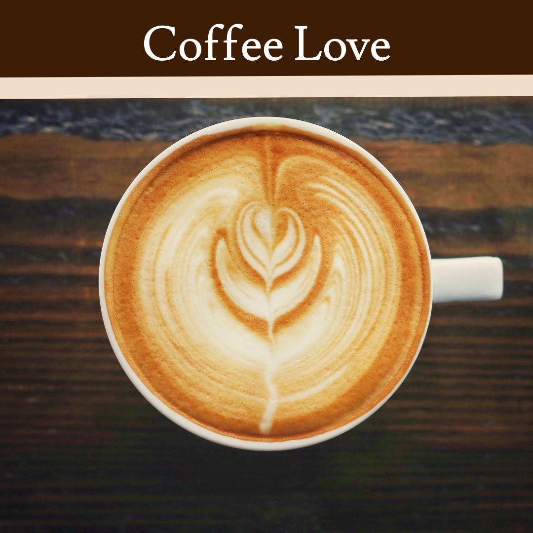 True love for coffee
