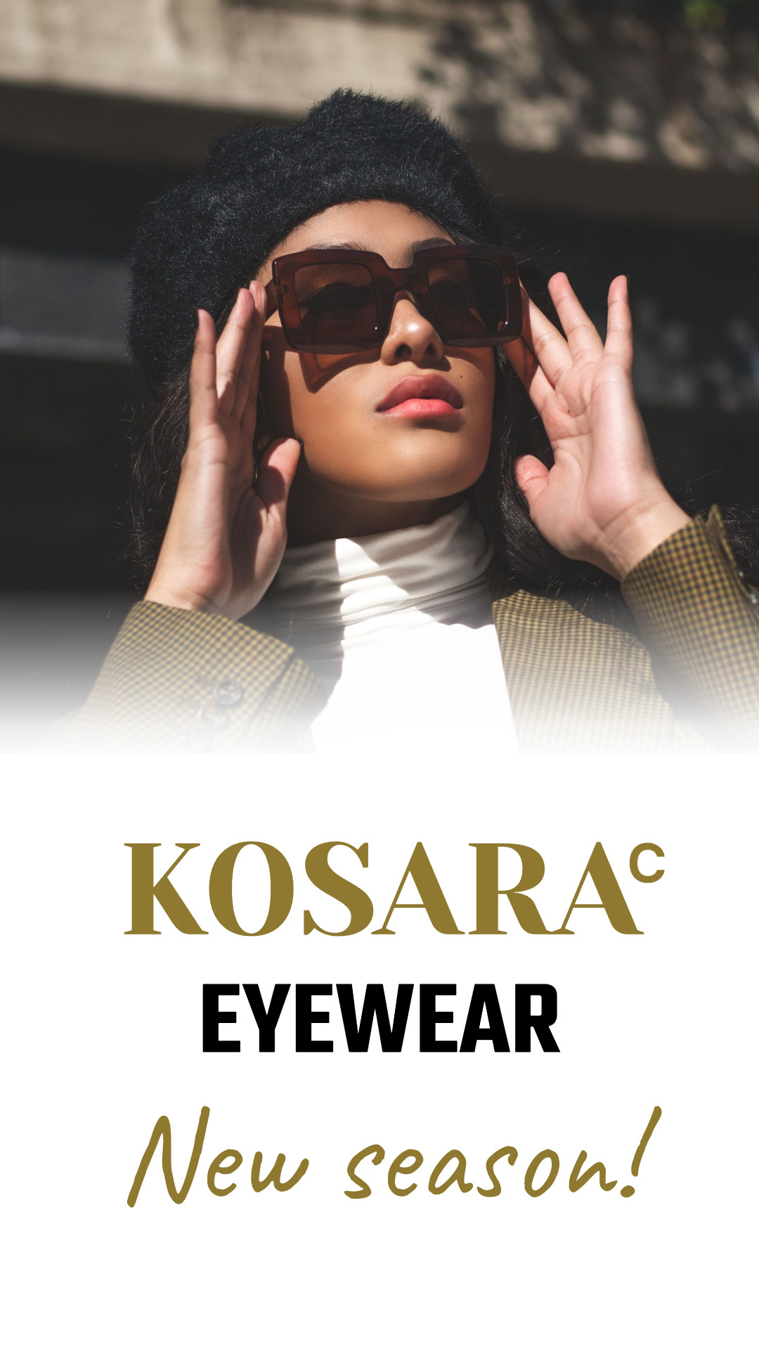 Kosara eyewear new season