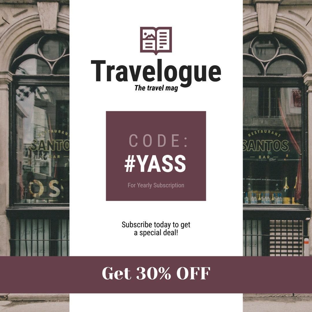 Travelogue - The travel mag