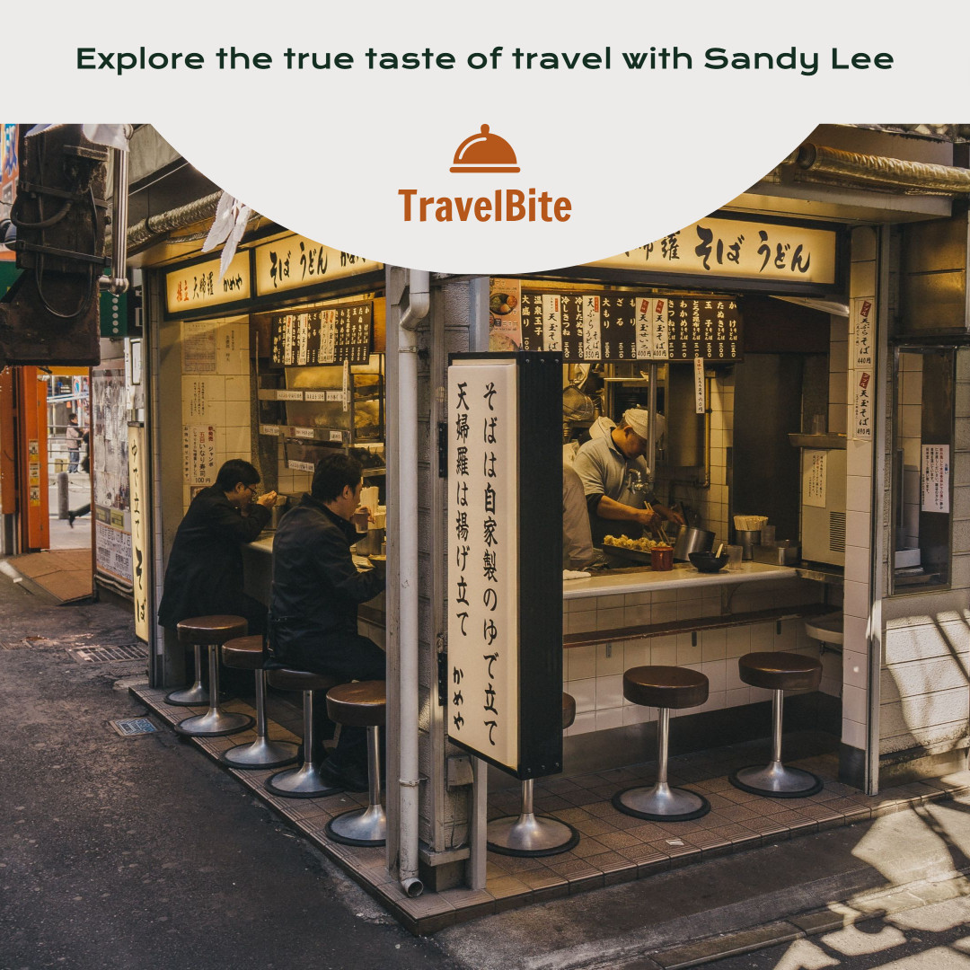 Instagram template for travel food bloggers and restaurants