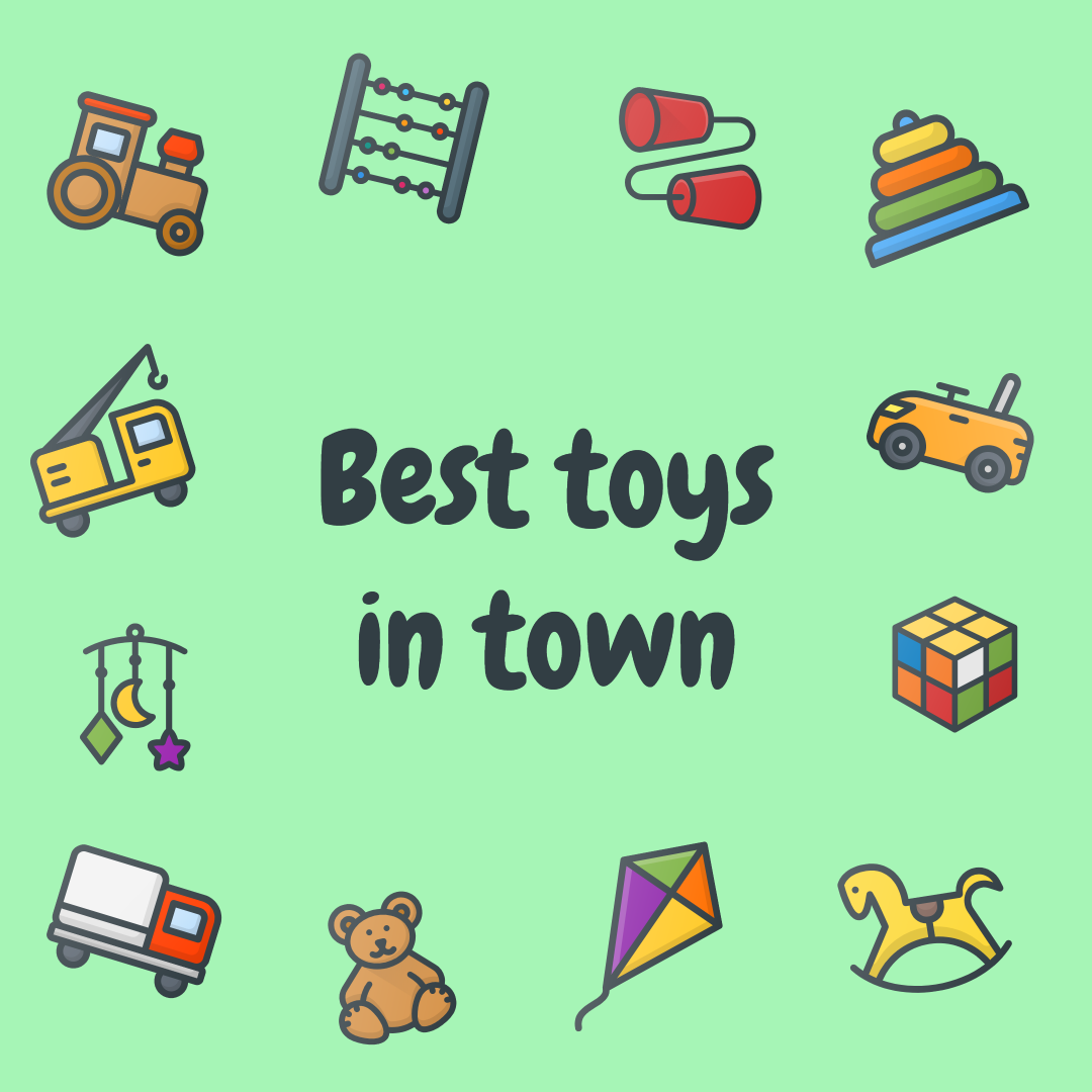 Best toys in town shop