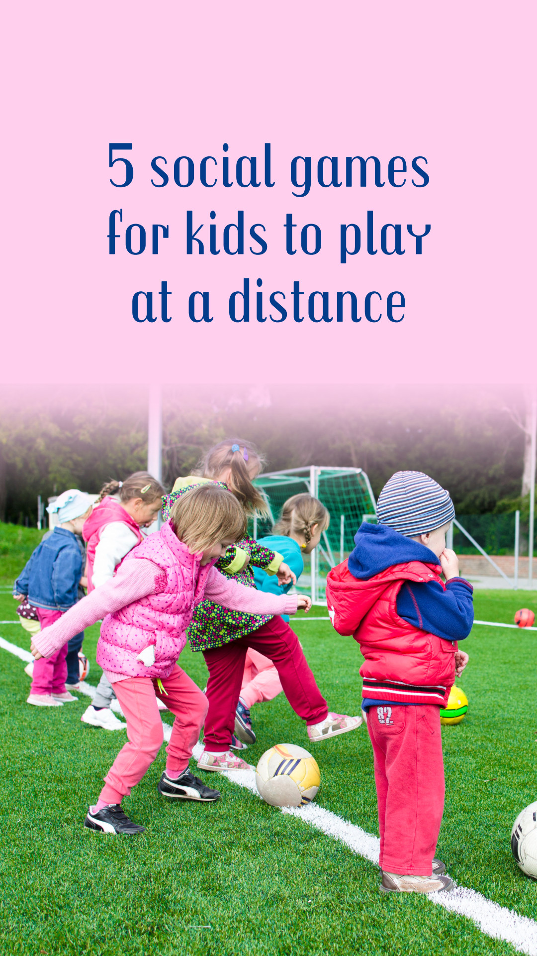 5 Social Games for Kids to Play at a Distance