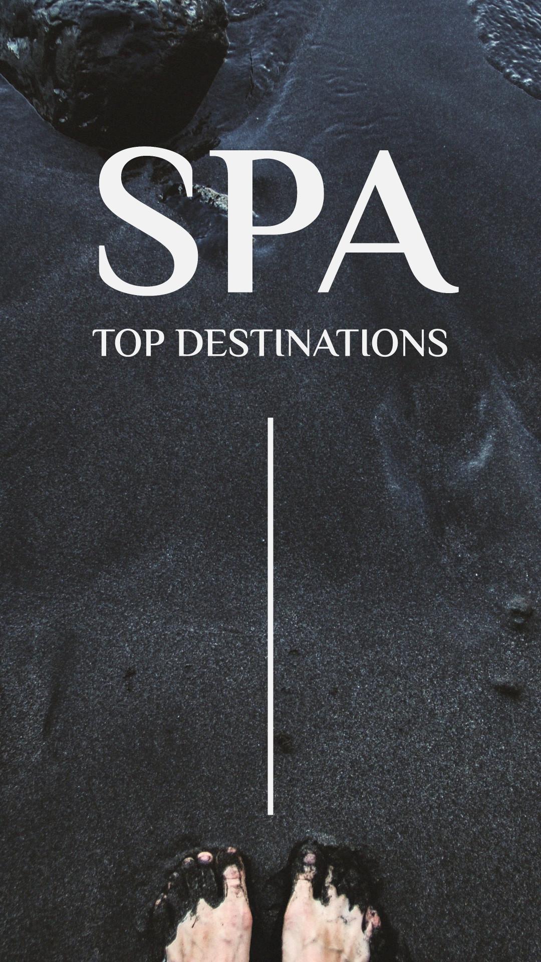 Spa top destinations