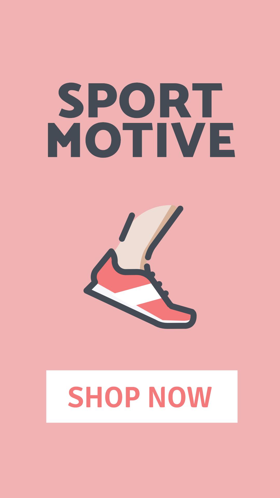 Sport motive - shop now