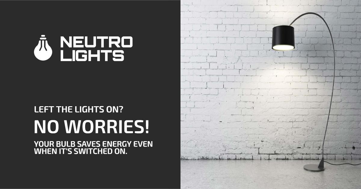 Left the lights on? No worries!