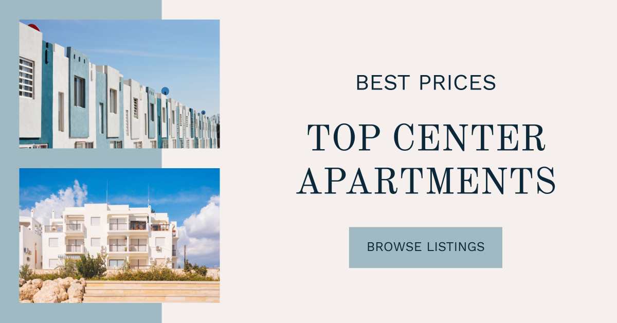 Best Prices for Top Center Apartments