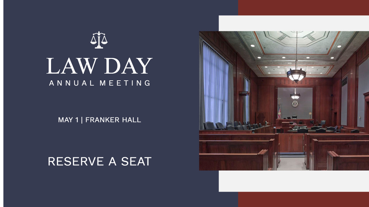 Law day annual meeting