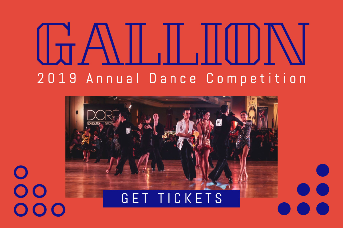 Gallion - 2019 annual dance competition