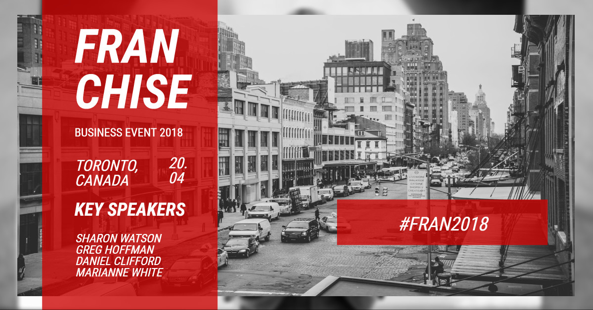 Franchise business event 2018
