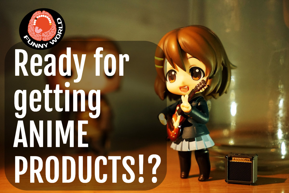 ANIME PRODUCTS