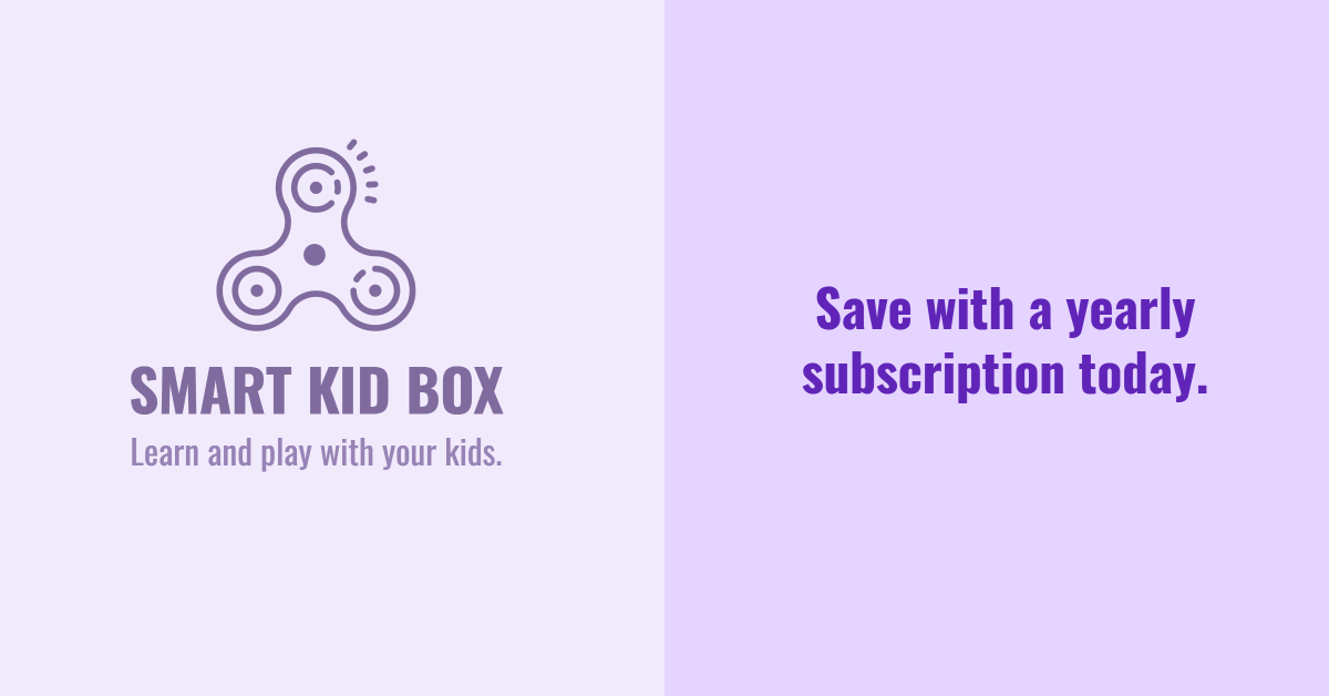 Smart kid  box subscription promotion