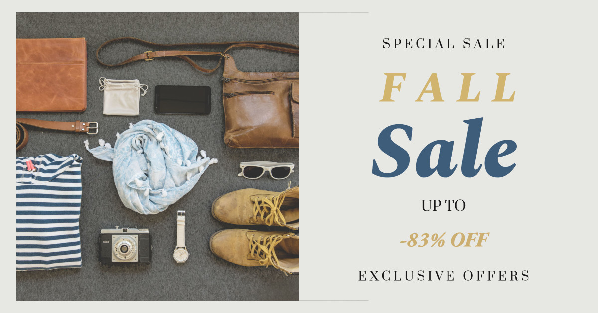 Special fall offers