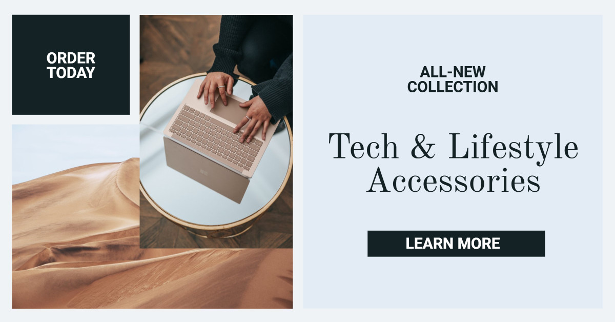 Tech & Lifestyle Accessories