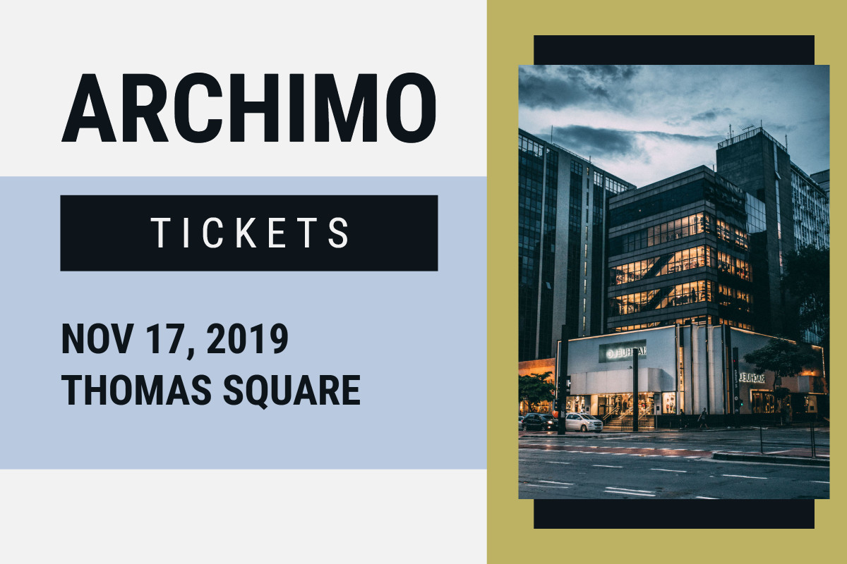 Archimo event tickets