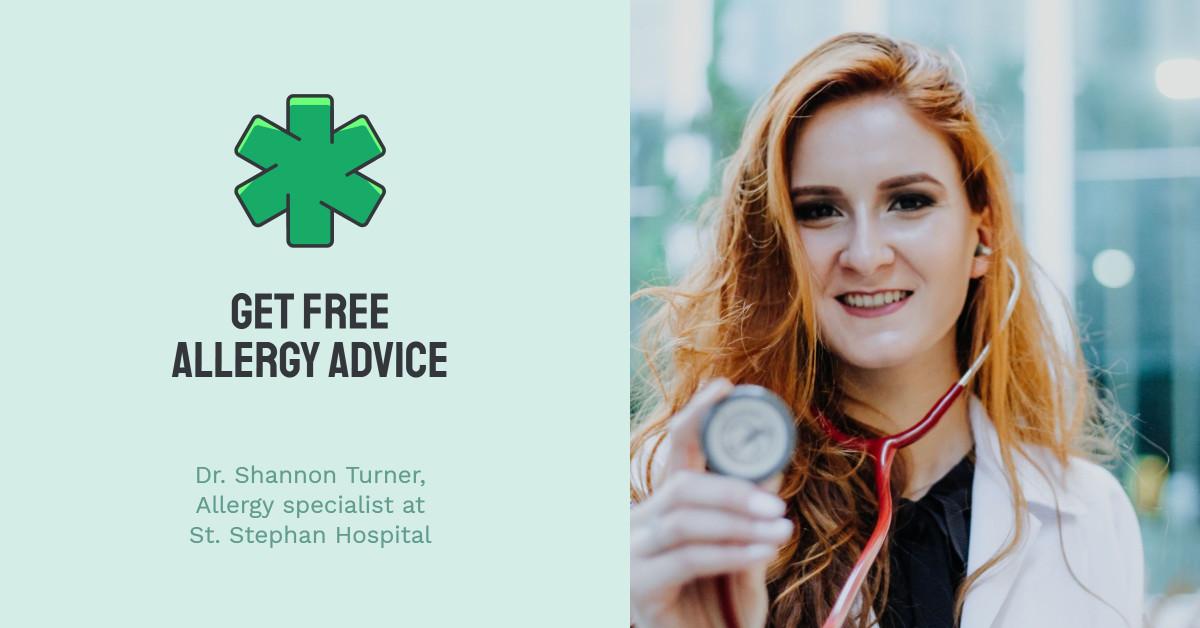 Get Free Allergy Advice