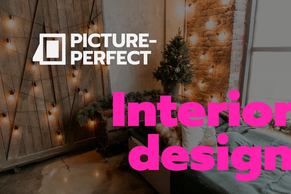 Picture-perfect interior design