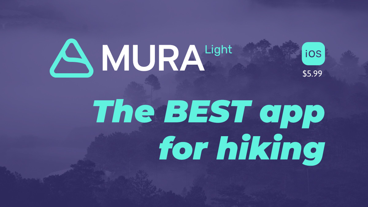 The best app for hiking