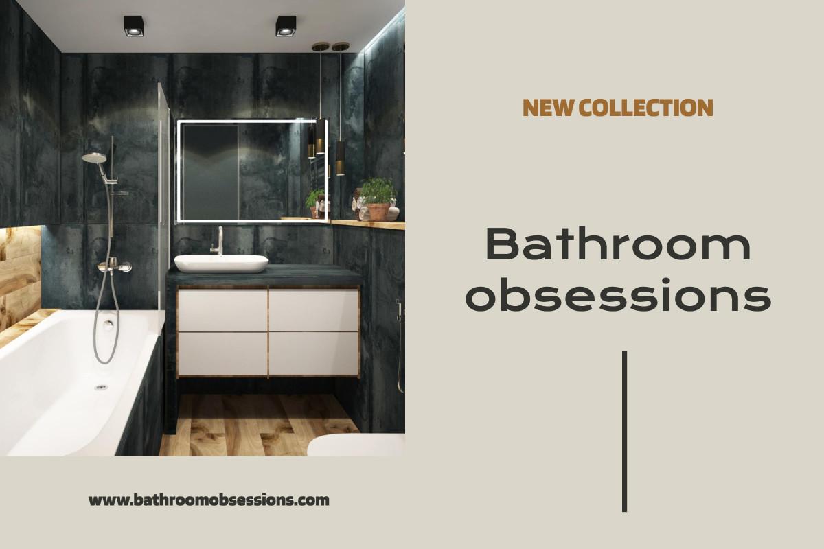 Interior & bathroom design template