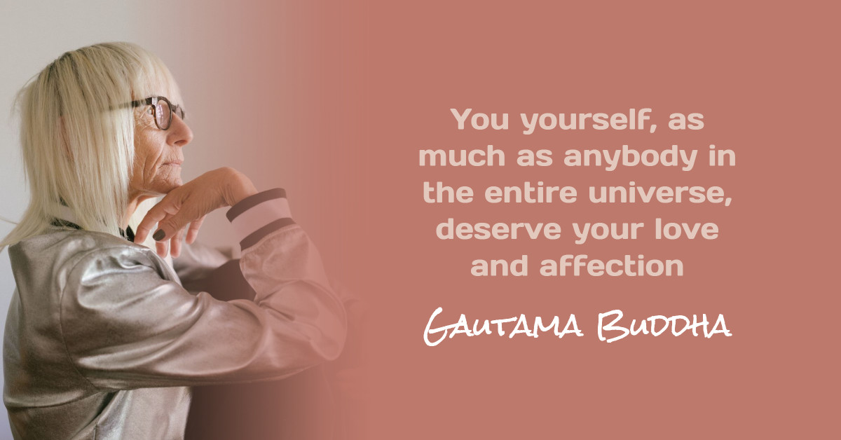 Quote on affection by Gautama Buddha