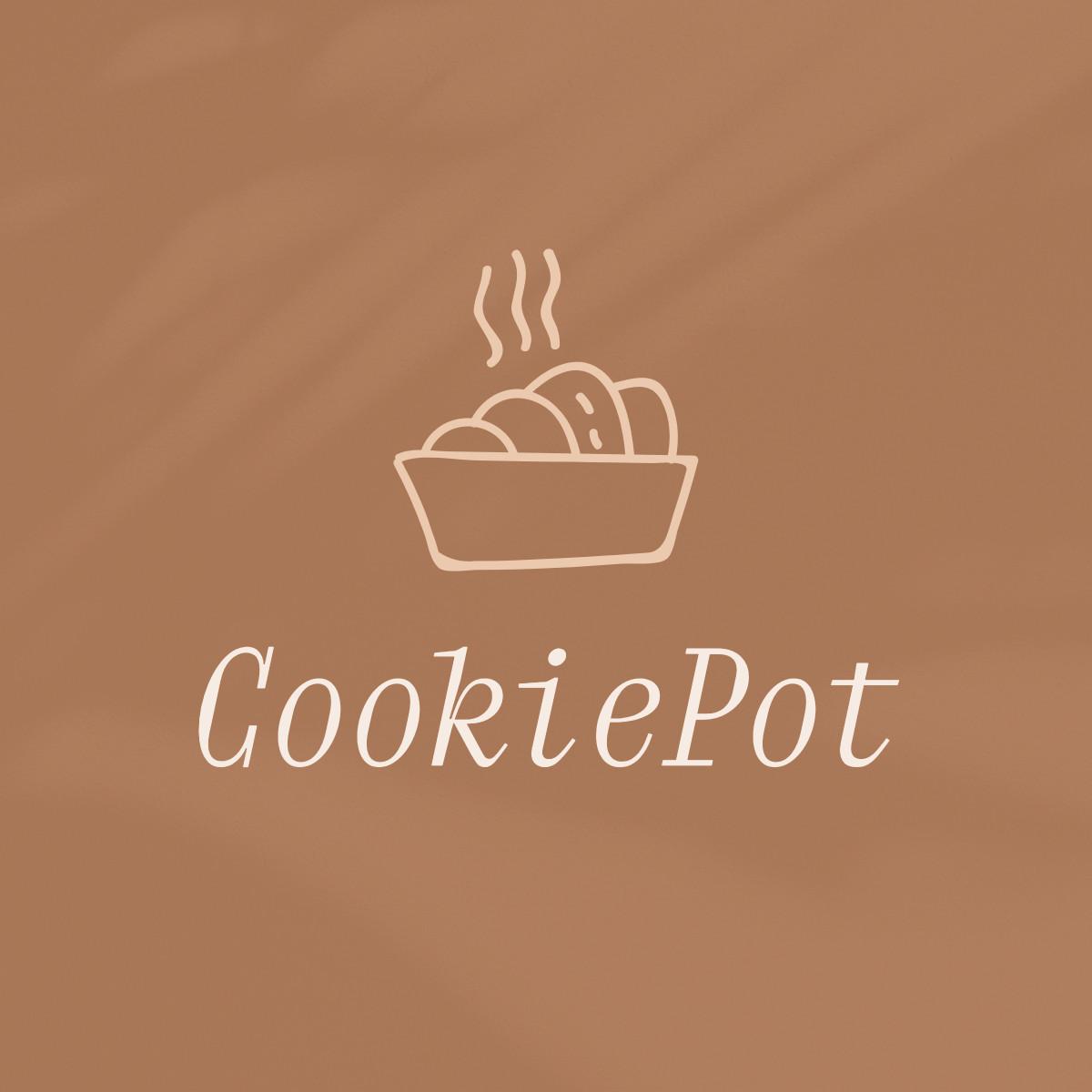 Logo template design for a baking company