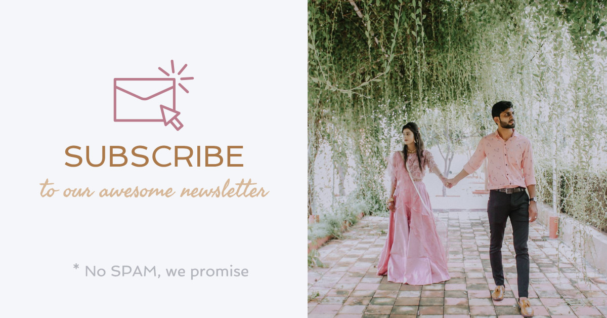 Subscribe to our awesome newsletter - social media template