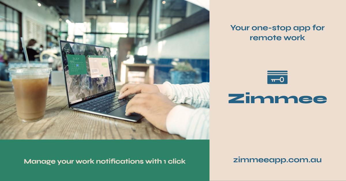 Corporate Facebook ad template design