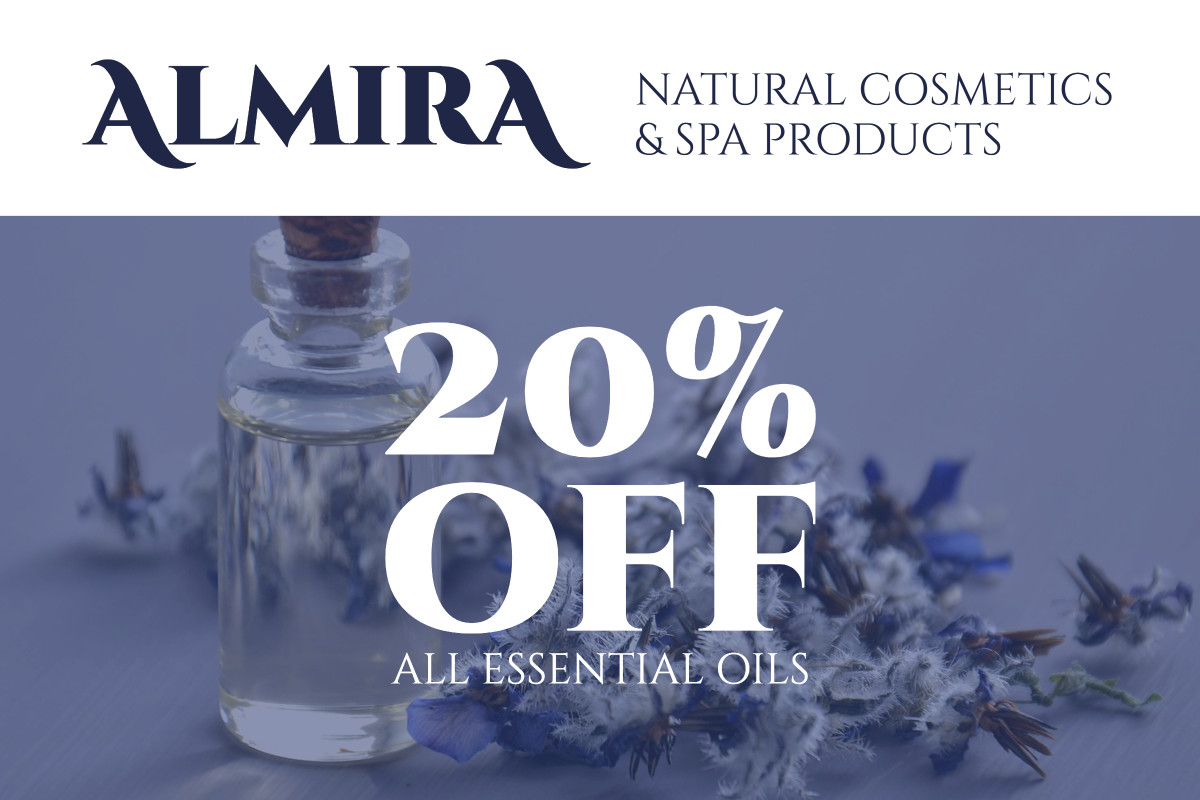 Natural cosmetics & spa products
