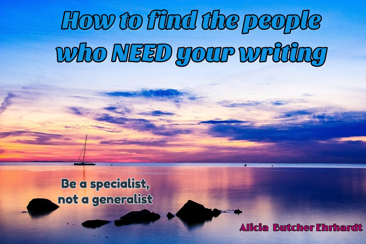 Finding readers who must be yours | liebjabberings