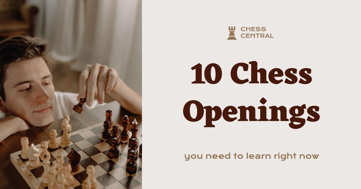 Chess post template design