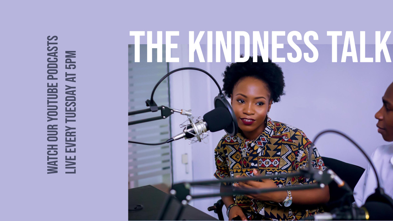 The Kindness Talk -Watch Live Every Tuesday