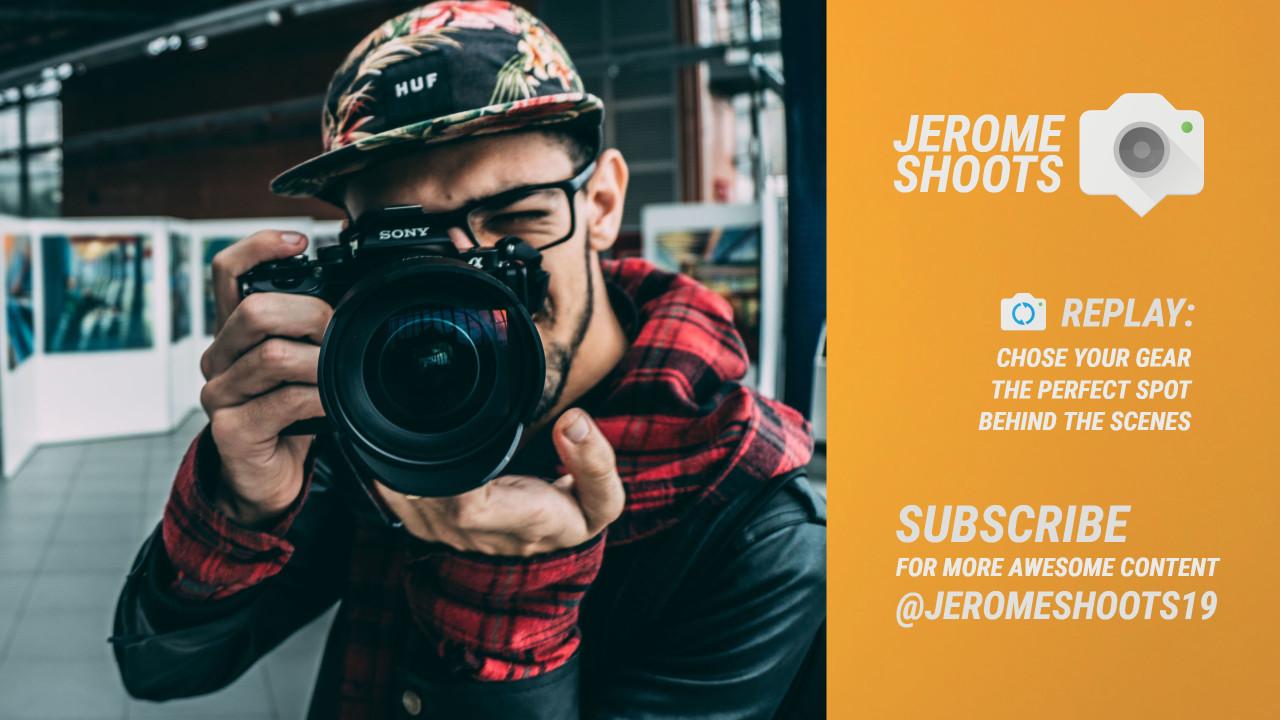 Jerome shoots - content
