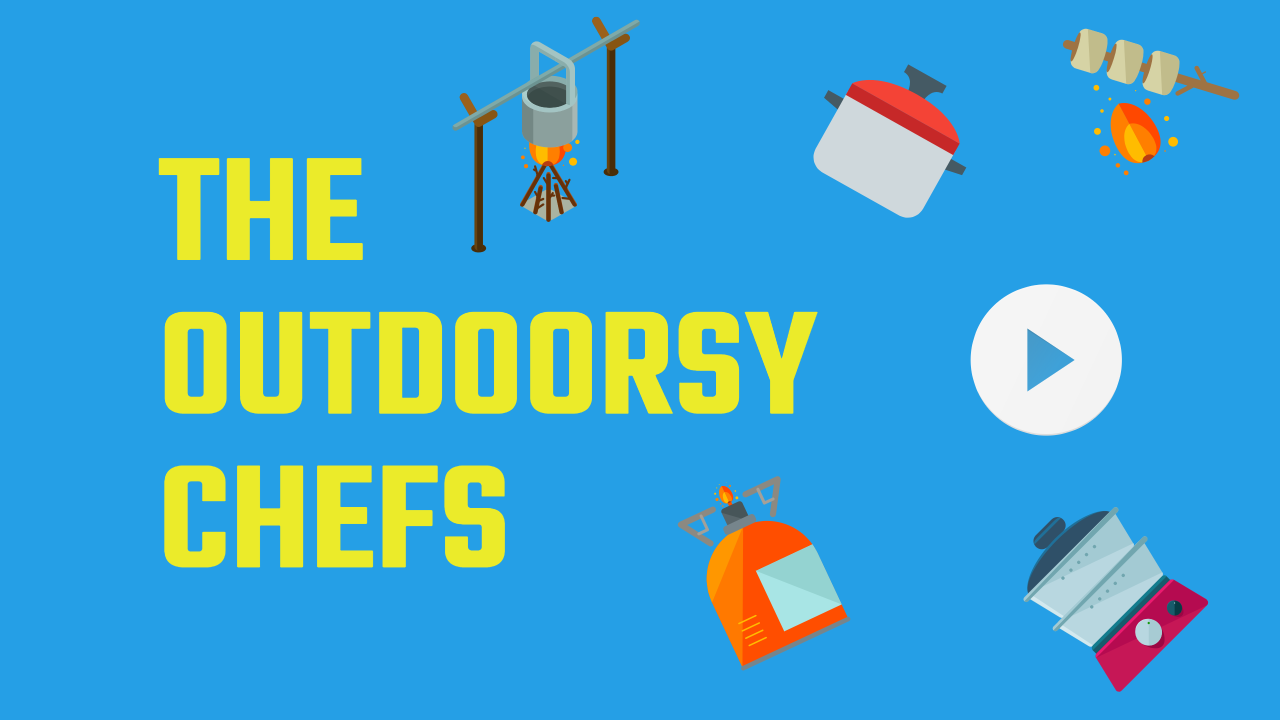 The outdoorsy chefs