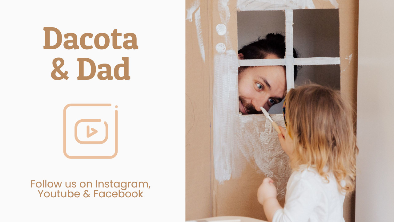 Dacota & Dad - YouTube Channel Thumbnail