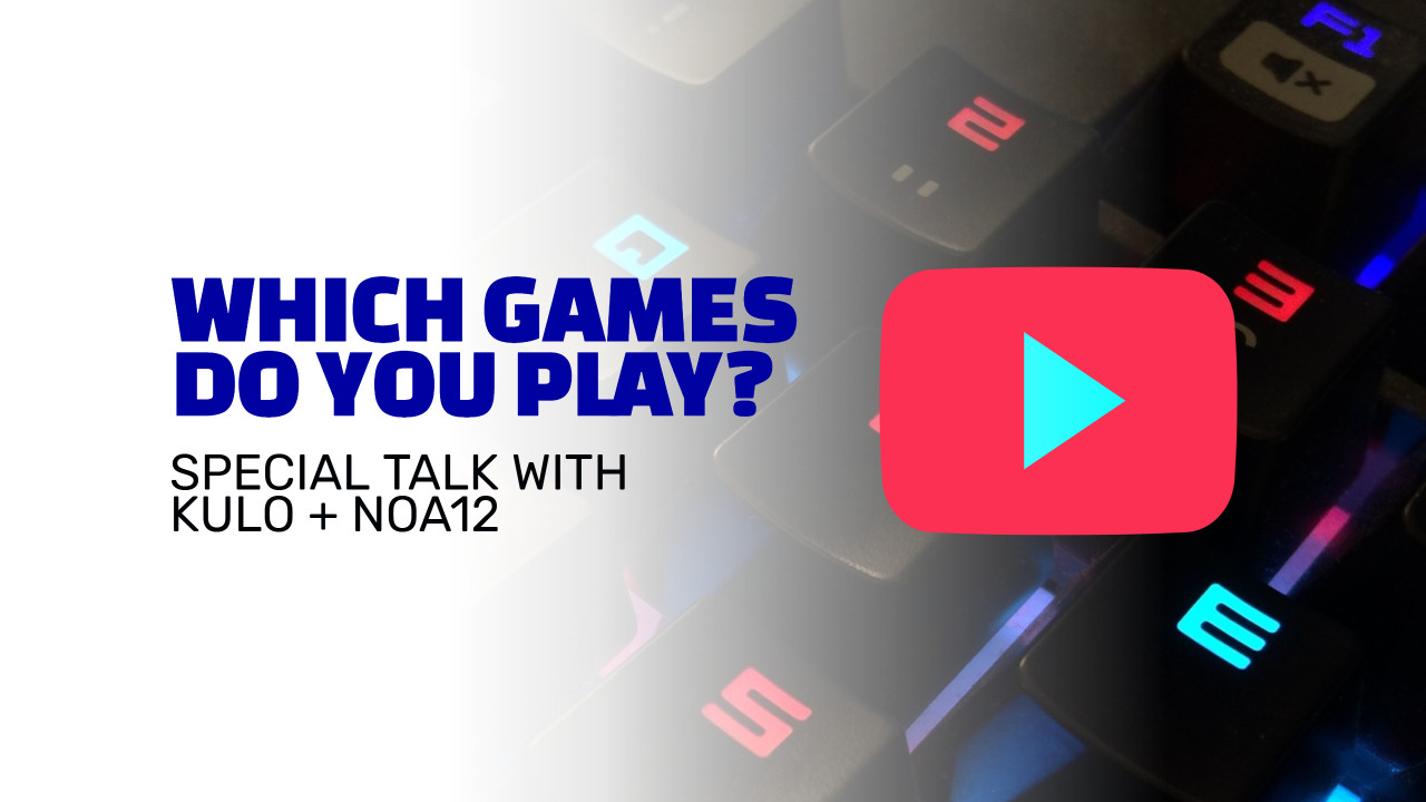 Which games do you play