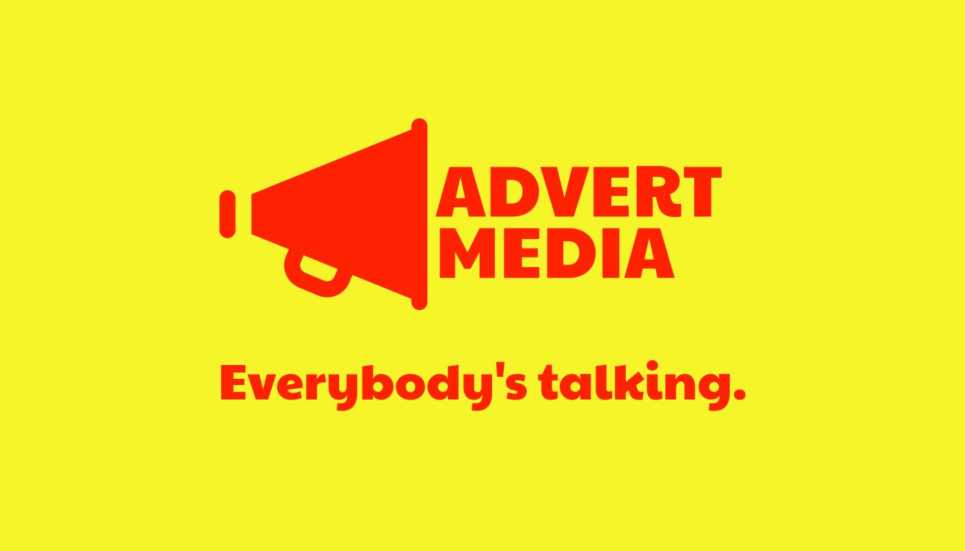 Advert media - Everybody's talking