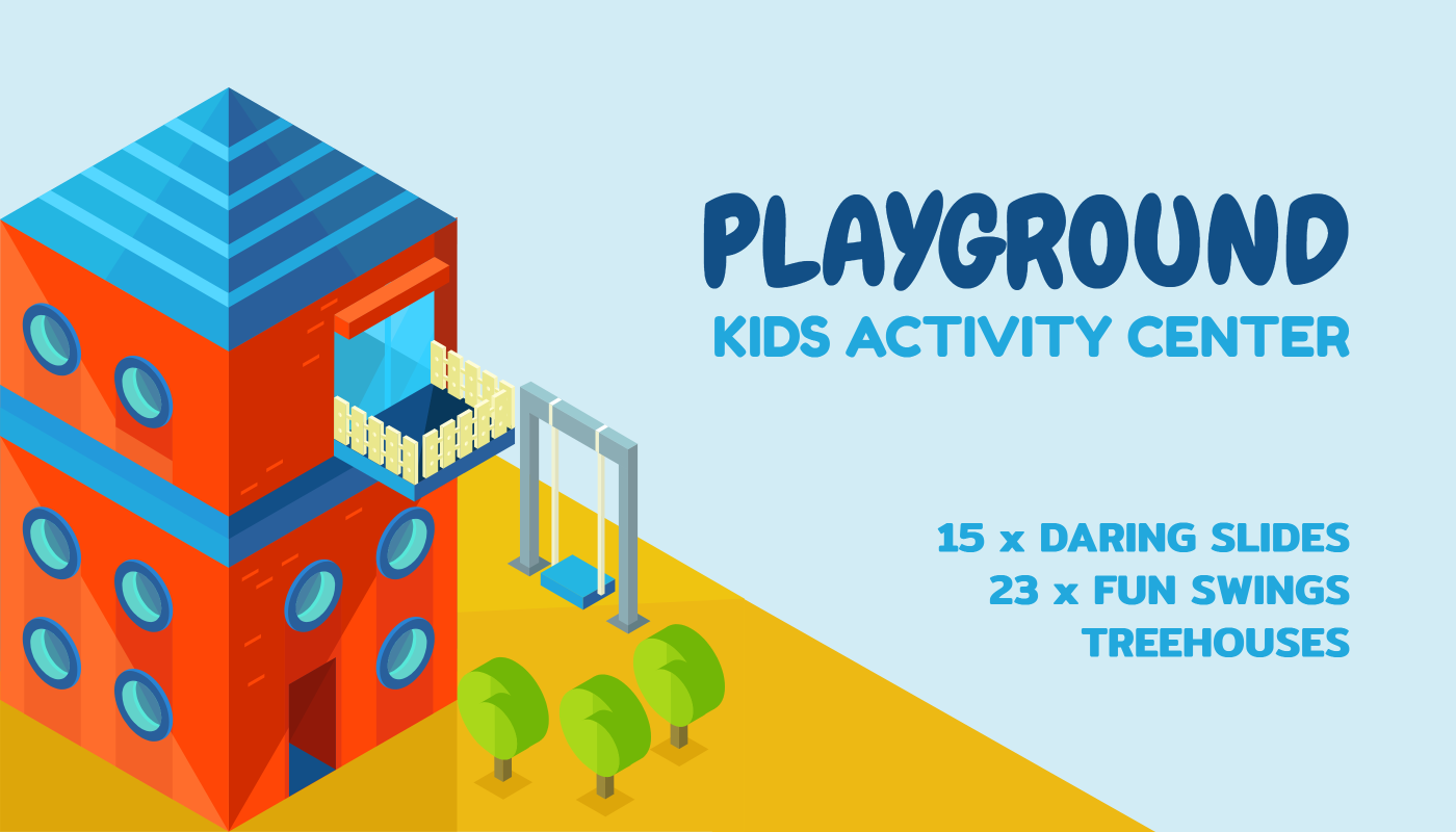 Playground - Kids activity center